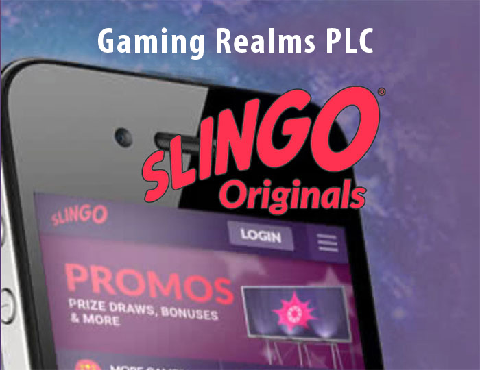 Gaming Realms PLC